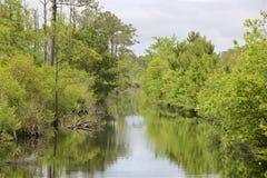Ποταμός ειρήνης Στοκ φωτογραφία με δικαίωμα ελεύθερης χρήσης
