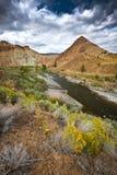 Ποταμός ημέρας του John Στοκ φωτογραφία με δικαίωμα ελεύθερης χρήσης