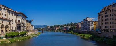 Ποταμός ΙΙ Arno στοκ εικόνες