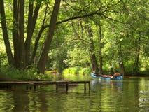 ποταμός καγιάκ στοκ φωτογραφίες με δικαίωμα ελεύθερης χρήσης