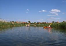 ποταμός καγιάκ στοκ φωτογραφία με δικαίωμα ελεύθερης χρήσης