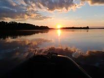 Ποταμός καθρεφτών Στοκ Εικόνα