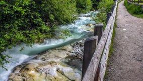 Ποταμός καταρρακτών Στοκ Φωτογραφίες