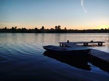 Ποταμός Λευκορωσία τρομερή Στοκ εικόνες με δικαίωμα ελεύθερης χρήσης