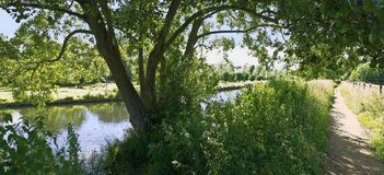 ποταμός ματιών στοκ εικόνα