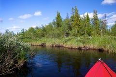 ποταμός μικρός στοκ φωτογραφία