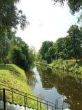 ποταμός μικρός Στοκ εικόνες με δικαίωμα ελεύθερης χρήσης