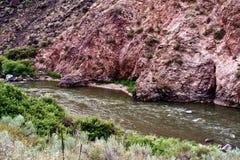 Ποταμός Νέων Μεξικό Στοκ φωτογραφίες με δικαίωμα ελεύθερης χρήσης