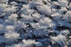 Ποταμός πάγου Στοκ εικόνα με δικαίωμα ελεύθερης χρήσης