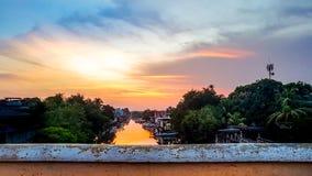 Ποταμός πάθους Στοκ φωτογραφία με δικαίωμα ελεύθερης χρήσης