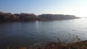 Ποταμός Ρήνος 2 Serie Στοκ φωτογραφίες με δικαίωμα ελεύθερης χρήσης