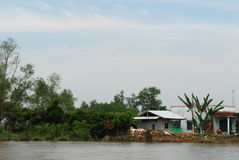 ποταμός Σιάμ Βιετνάμ Στοκ φωτογραφία με δικαίωμα ελεύθερης χρήσης