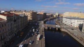 Ποταμός στην Άγιος-Πετρούπολη φιλμ μικρού μήκους