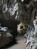 Ποταμός στη σπηλιά Στοκ φωτογραφία με δικαίωμα ελεύθερης χρήσης