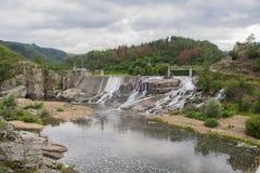 Ποταμός στο βουνό Στοκ φωτογραφίες με δικαίωμα ελεύθερης χρήσης