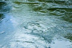ποταμός στροβίλου Στοκ Φωτογραφία