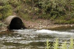 ποταμός σωλήνων Στοκ Εικόνες