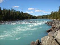 ποταμός της Μογγολίας Στοκ φωτογραφία με δικαίωμα ελεύθερης χρήσης