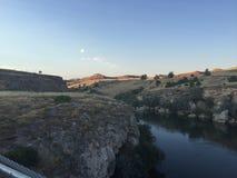 Ποταμός της φύσης Στοκ φωτογραφίες με δικαίωμα ελεύθερης χρήσης