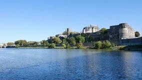 Ποταμός της Angers στη Γαλλία φιλμ μικρού μήκους