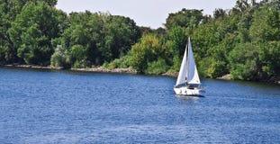 ποταμός του Ρήνου Στοκ φωτογραφίες με δικαίωμα ελεύθερης χρήσης