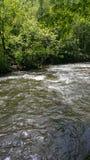 Ποταμός του Τένεσι Στοκ φωτογραφία με δικαίωμα ελεύθερης χρήσης