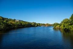Ποταμός του Charles στοκ εικόνες με δικαίωμα ελεύθερης χρήσης