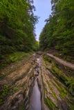Ποταμός του Glen Watkins Στοκ Εικόνες