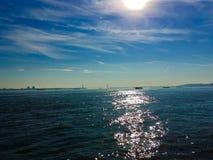 Ποταμός του Hudson Στοκ φωτογραφίες με δικαίωμα ελεύθερης χρήσης