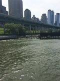 Ποταμός του Hudson Στοκ φωτογραφία με δικαίωμα ελεύθερης χρήσης