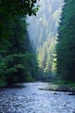 ποταμός φαραγγιών στοκ εικόνες