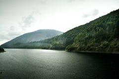 ποταμός φραγμάτων Στοκ εικόνα με δικαίωμα ελεύθερης χρήσης