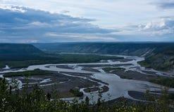 ποταμός χαλκού Στοκ Εικόνα