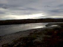 """Ποταμός """"Penitente """"στην Παταγωνία στοκ φωτογραφία με δικαίωμα ελεύθερης χρήσης"""