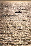 Ποταμός 10 Vanchin (χρυσός που αλιεύει) Στοκ εικόνες με δικαίωμα ελεύθερης χρήσης