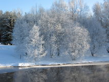 ποταμός Στοκ εικόνα με δικαίωμα ελεύθερης χρήσης