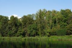ποταμός adda Στοκ Εικόνες
