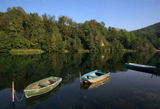 ποταμός adda Στοκ φωτογραφία με δικαίωμα ελεύθερης χρήσης