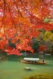 Ποταμός Arashiyama Στοκ φωτογραφία με δικαίωμα ελεύθερης χρήσης