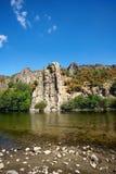 Ποταμός Arda Στοκ εικόνα με δικαίωμα ελεύθερης χρήσης