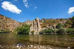 Ποταμός Arda Στοκ εικόνες με δικαίωμα ελεύθερης χρήσης