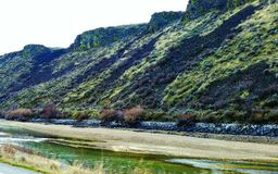 Ποταμός Boise στοκ φωτογραφίες με δικαίωμα ελεύθερης χρήσης