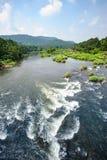 Ποταμός Chalakudy Στοκ Εικόνες