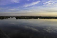 Ποταμός Dnieper στοκ εικόνες
