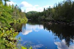 Ποταμός Doncaster Στοκ εικόνες με δικαίωμα ελεύθερης χρήσης