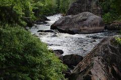 Ποταμός Doncaster Στοκ εικόνα με δικαίωμα ελεύθερης χρήσης