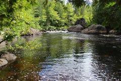 Ποταμός Doncaster Στοκ φωτογραφία με δικαίωμα ελεύθερης χρήσης