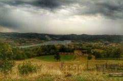 Ποταμός Drina στοκ εικόνες