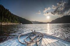 Ποταμός Enisei Στοκ εικόνες με δικαίωμα ελεύθερης χρήσης