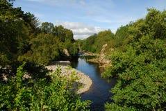 Ποταμός Fechlin2 Whitebridge Στοκ Εικόνα